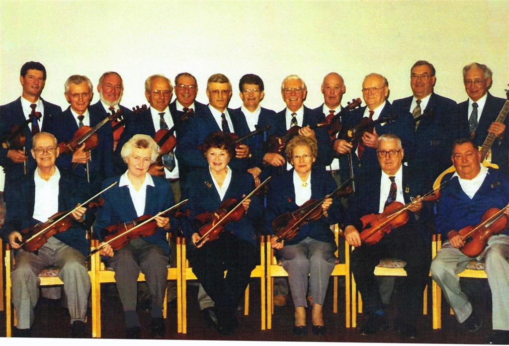 Glengarry Old Time Fiddlers