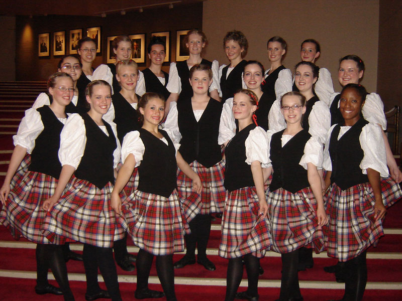 The MacCulloch Dancers
