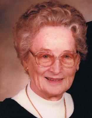 Anna Margaret McDonald