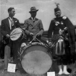 Norman, Duncan & Donald Angus