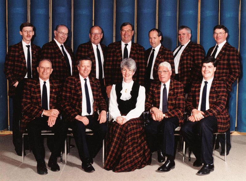 The Glengarry Strathspey and Reel Society