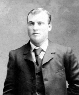 Johnny Ranald (Clavert) MacDonald